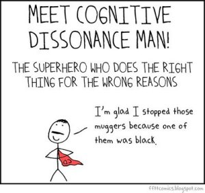 Cognitive Dissonance, Self-deception and delusions